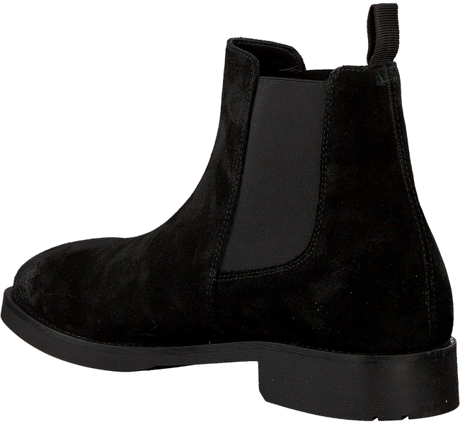 Zwarte SCOTCH & SODA Chelsea boots PICARO  - large