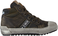 Groene DEVELAB Hoge sneaker 41667  - medium
