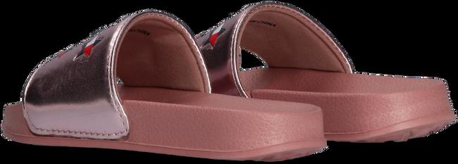 Roze TOMMY HILFIGER Badslippers 30889  - large