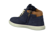Blauwe TIMBERLAND Enkelboots GROVETON LEATHER CHUKKA  - small