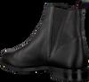 Zwarte NOTRE-V Enkellaarsjes 42403  - small