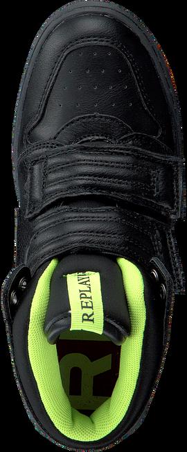 Zwarte REPLAY Sneakers EICHI  - large