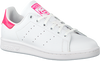 Witte ADIDAS Sneakers STAN SMITH J - small