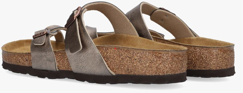 Bronzen BIRKENSTOCK Slippers MAYARI BF  - larger