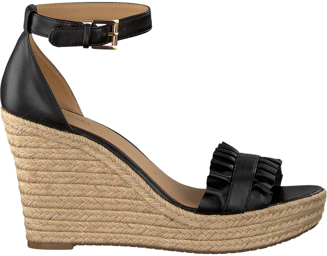 Zwarte MICHAEL KORS Sandalen BELLA WEDGE - large