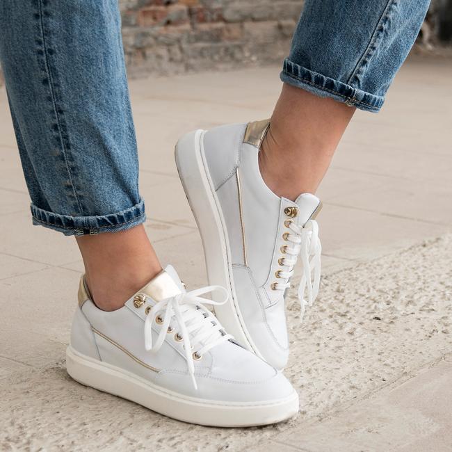 Witte Verton Sneakers 0036  - large