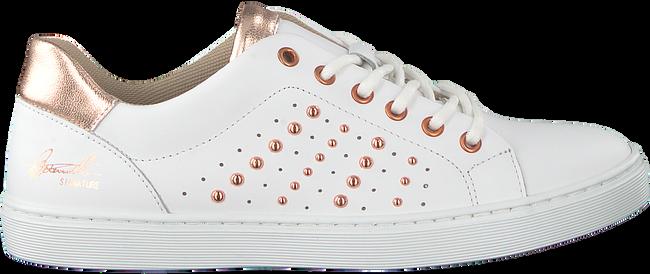 Witte BULLBOXER Sneakers AHM007  - large