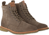 Taupe BLACKSTONE Veterschoenen QM23 - small
