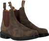 Bruine BLUNDSTONE Chelsea boots DRESS BOOT DAMES  - small