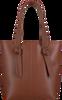Bruine HVISK Shopper DALCA  - small