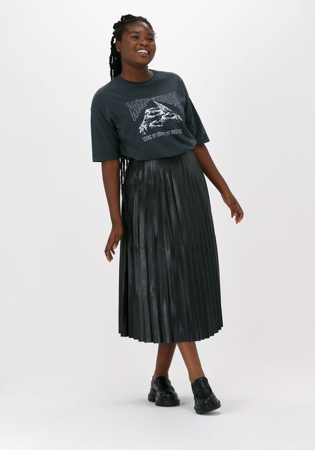 Antraciet ROUGH STUDIOS T-shirt TORNADO TEE - large