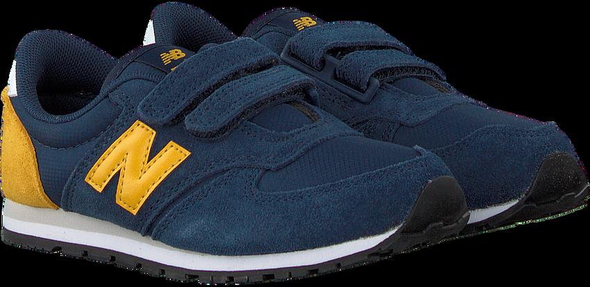 Blauwe NEW BALANCE Sneakers YV420 M  - larger