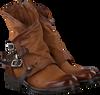 Cognac A.S.98 Biker boots 207235 - small