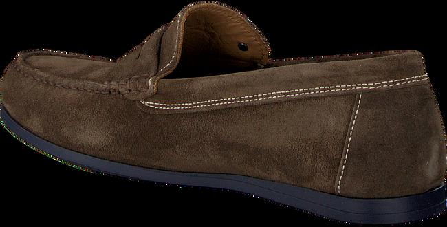 Bruine VAN BOMMEL Loafers VAN BOMMEL 15038 - large