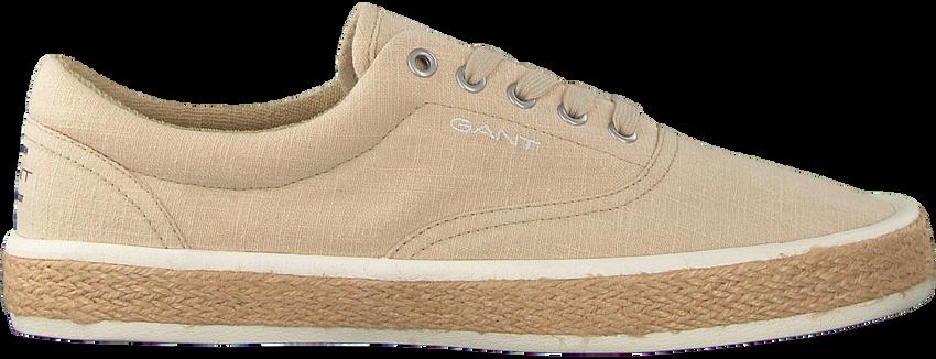 Beige GANT Slip-on Sneakers FRESNO 18638393 - larger