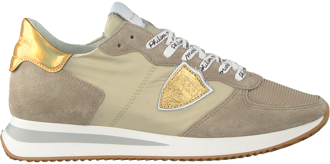 Beige PHILIPPE MODEL Lage sneakers TRPX L D  - large