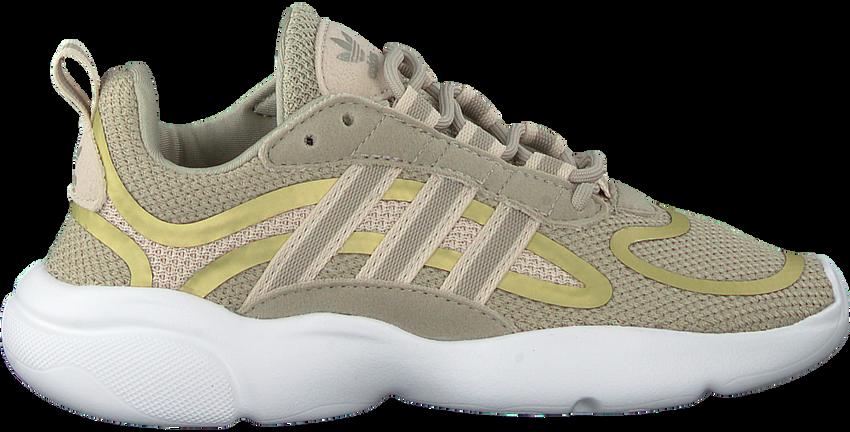 Grijze ADIDAS Lage sneakers HAIWEE C  - larger