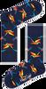 Blauwe HAPPY SOCKS Sokken ORI01 - small