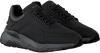 Zwarte NUBIKK Lage sneakers DUSK MALTAN  - small