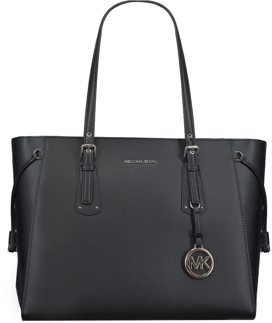 MICHAEL KORS SHOPPER MD MF TZ TOTE - large