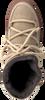 Beige INUIKII Enkelboots PATCHWORK  - small