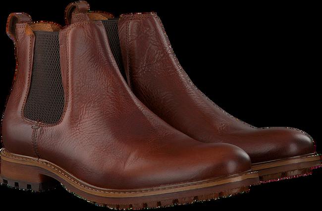 Cognac OMODA Chelsea boots MMOUTINHO637  - large