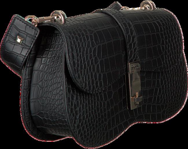 Zwarte GUESS Schoudertas ASHER SHOULDER BAG  - large