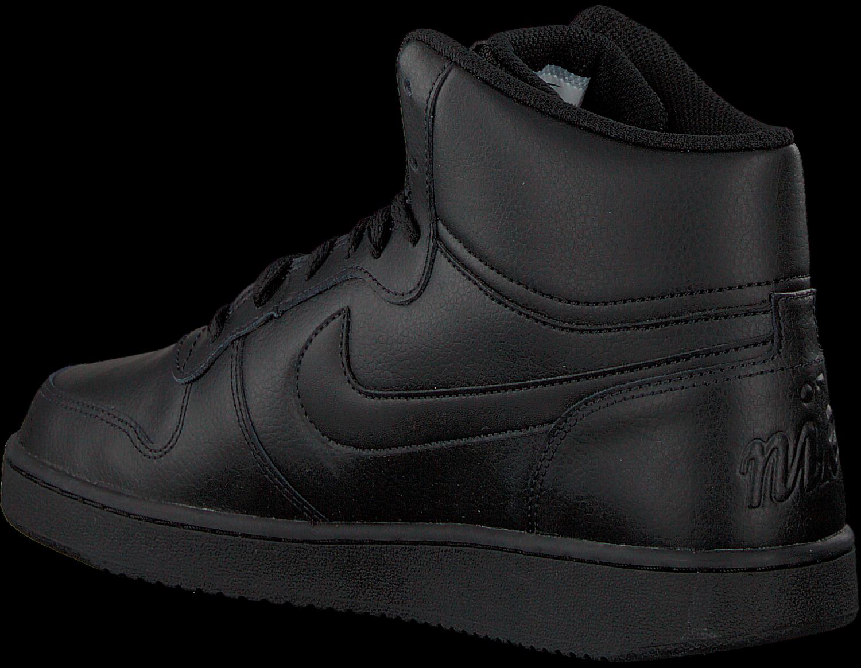 Zwarte NIKE Sneakers EBERNON MID MEN | Omoda