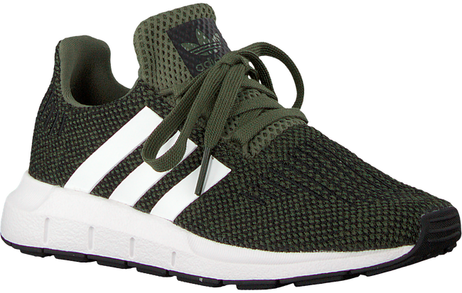 Groene ADIDAS Sneakers SWIFT RUN C - large
