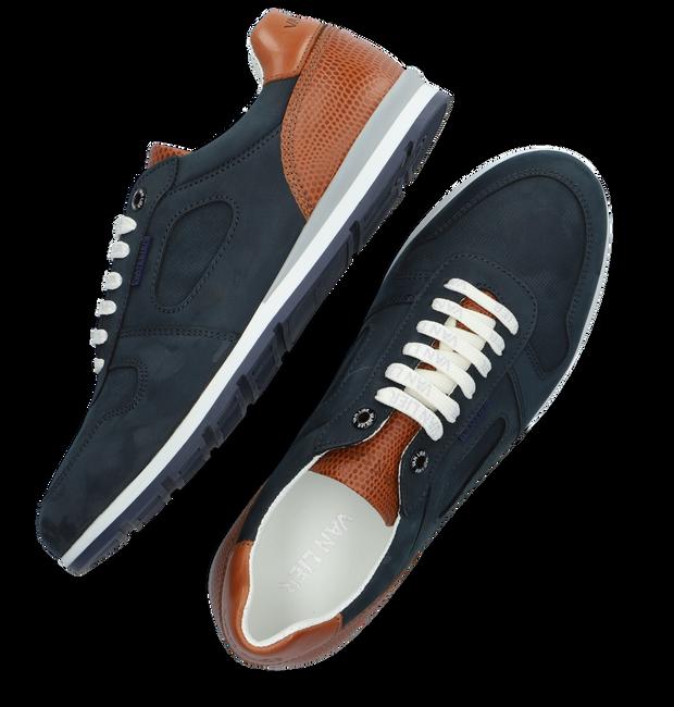 Blauwe VAN LIER Lage sneakers DIEGO  - large