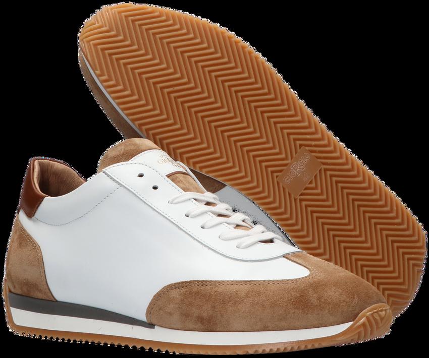 Bruine GIORGIO Lage sneakers 99209  - larger