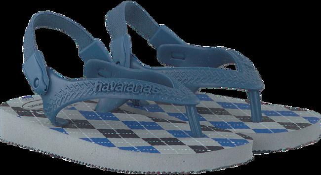 Grijze HAVAIANAS Slippers HAV.BABY CHIC  - large
