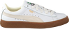 Witte PUMA Sneakers BASKET CLASSIC GUM DELUXE PS - small
