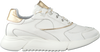 Witte NOTRE-V Lage sneakers J5314 - small