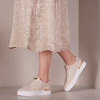 Beige LIU JO Lage sneakers SILVIA 33  - medium