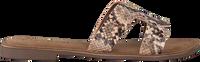 Beige LAZAMANI Slippers 75.748  - medium