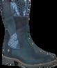 Blauwe TWINS Lange laarzen 316632  - small