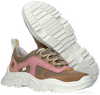 Taupe WYSH Lage sneakers EMILEE  - small