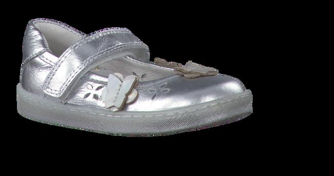 Zilveren DON'T DISTURB Ballerina's 7415  - large