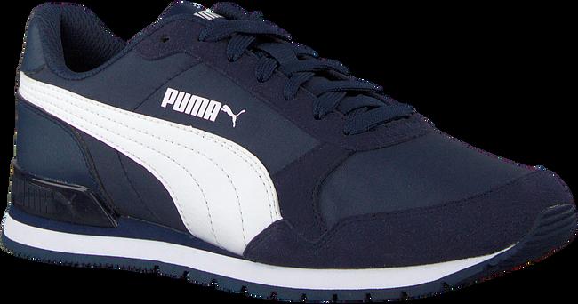 Blauwe PUMA Sneakers ST RUNNER V2 NL JR  - large