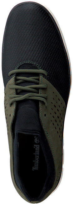 Groene TIMBERLAND Sneakers BRADSTREET F/L OXFORD  - large