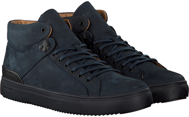 Blauwe BLACKSTONE Sneakers OM65  - large