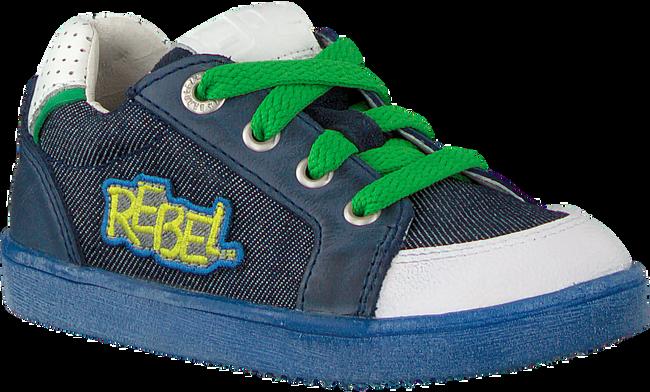 blauwe BRAQEEZ Sneakers 418050  - large