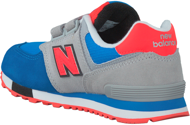 Grijze NEW BALANCE Sneakers KV574  - large