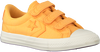 Gele CONVERSE Sneakers STAR PLAYER 3V OX KIDS  - small