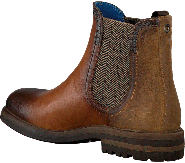 Cognac GIORGIO Chelsea boots HE59608  - large