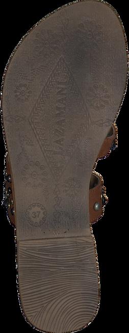 Bruine LAZAMANI Slippers 33.683 - large