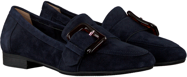 Blauwe NOTRE-V Loafers 45347  - large