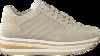 Beige VIA VAI Lage sneakers MILA BOW - medium