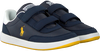 Blauwe POLO RALPH LAUREN Lage sneakers RONNIE EZ  - small